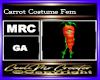 Carrot Costume Fem