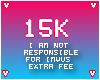 15k sticker