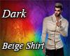Dark Beige Shirt