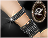 LIZ- Diamnd bracelet( L)