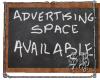 SB Advertising Sign