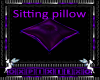 sitting pillow