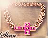 SsU~ HerCross Necklace