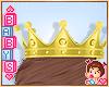 ! Kids Yellow Crown *
