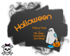 [Js]TrickoTreat Badge MG