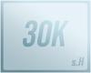 30k Support Sticker
