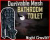 Bathroom Toilet Mesh