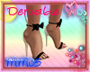 Derivable Bunny Heels