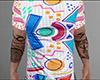 80s Shirt Retro 1 (M)