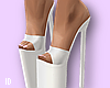 Bimbo Heels V2 White