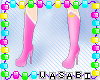 :B Chibi Moon Boots