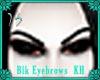 (IS) Black Eyesbrows  KH