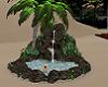 Island Waterfall & Pool