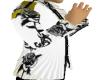 royalty rose 3pc suit