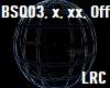 DJ Light Blue Cubes