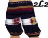 Warrior Regalia Pants