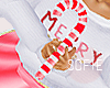 ❀ kids pink candycane