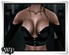 P5* Sexy Black Top Maja