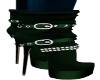 (VF) Forest Green Boots