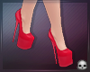 [T69Q] Sailor Mars Shoes