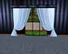 ~F~ Blue Curtins