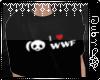 .:D:.WWFTee-Blk-