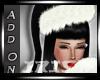 -Hat -Black Santa Hat F2