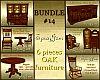 BUNDLE #14 Oak Furniture