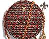 IRIS|Chanel bag