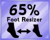 Foot Scaler 65%