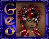 Geoo Scene Ruby Black