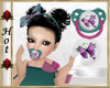 ~H~Butterfly Pacifier