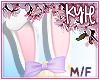 Bunny Ears Purple | M/F