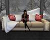winter sofa