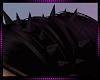 Spike Headband Black