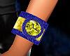 SL Sapphire Cuff Watch