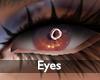 ∑I Red Velour Eyes