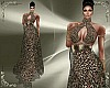 T- Saba Dress leopard