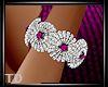 TD l  Glam Violet Bangle