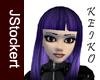 Gothic Grape Keiko
