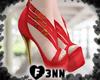 ❣ Red Heels