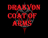 Drakvon Coatof Arms
