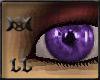 Realistic Purple Eyes