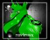 epaulette green toxic