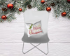 XMas Accent Chair