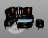 PVC Couch with Poses