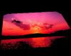 Sunset wall