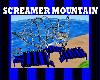 {C.C.} SCREAMER MOUNTIAN