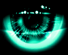 Cyan Eyes