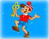 Golden Key Pinocchio